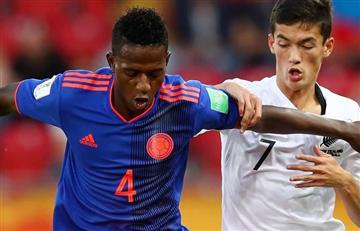 Mundial Sub 20: Sigue EN VIVO el partido entre Colombia y Nueva Zelanda
