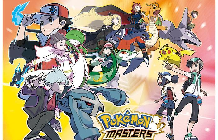 Pokémon Masters llegará a los dispositivos móviles en este 2019. Foto: Twitter