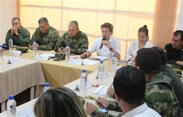 """¿Quién fue? Masacre en Cáceres tiene en """"vilo"""" a las autoridades de Antioquia"""