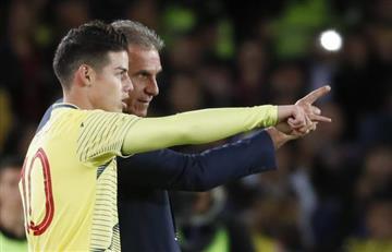 ¿Qué pasó? James Rodríguez sale de Bayern Múnich