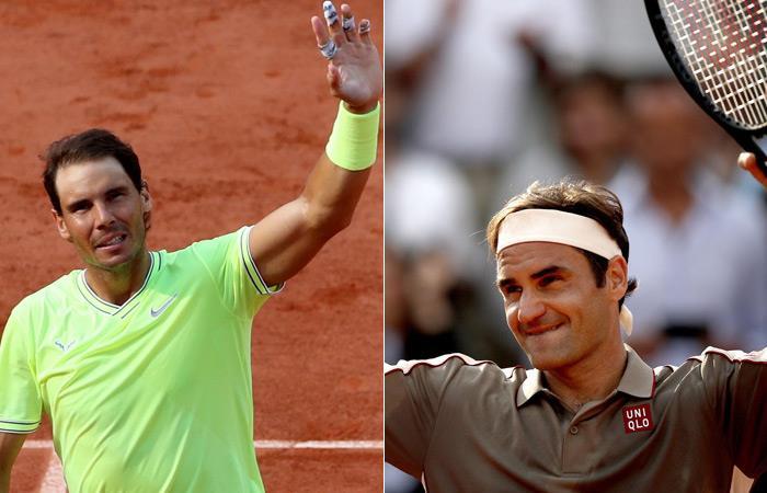 Roland Garros: Nadal y Federer se medirán en otro duelo histórico