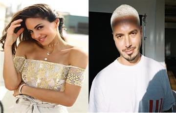 ¿Valerie Domínguez y J Balvin son novios? Fotos lo confirmarían