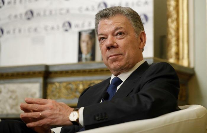 Cámara de Representantes abre investigación a Santos por Odebrecht