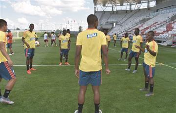 Sigue EN VIVO el partido entre Colombia y Ucrania ¡AQUÍ!