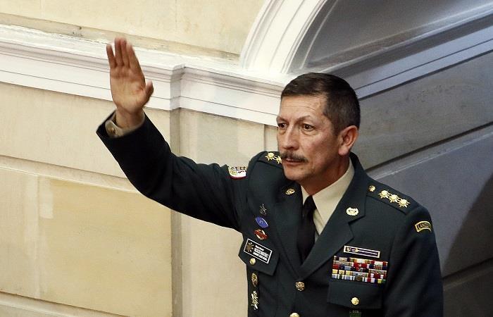 Ascienden a jefe del Ejército implicado en falsos positivos