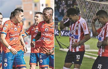 Sigue EN VIVO el partido entre Junior y Deportivo Pasto