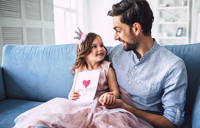 Una carta que llegue al corazón de papá. Foto: Shutterstock