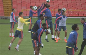 La Selección Colombia tiene su mira puesta en Perú
