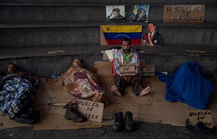 Más de cuatro millones de venezolanos han abandonado su país