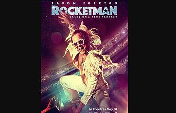 'Rocketman', la biografía de Elton John supera a 'Bohemian Rhapsody'