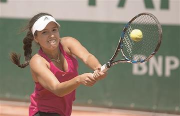 Camila Osorio se despide en semifinales de Roland Garros Junior