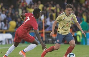 Sigue ya mismo en vivo el partido entre Colombia y Perú con comentarios de Javier Hernández Bonnet