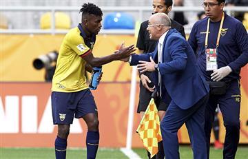 Mundial Sub 20: Presidente de Ecuador felicita a la Selección