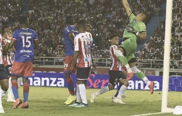 Junior vence a Deportivo Pasto y se acerca al título de la Liga Águila