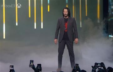 ¡Llegó Cyberpunk 2077! Y no creerás quién es el protagonista del tráiler