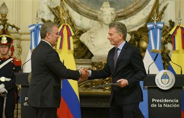 """Iván Duque: """"No hay duda de que el futuro del empleo joven en Colombia estará vinculado a sectores de la Economía Naranja"""""""