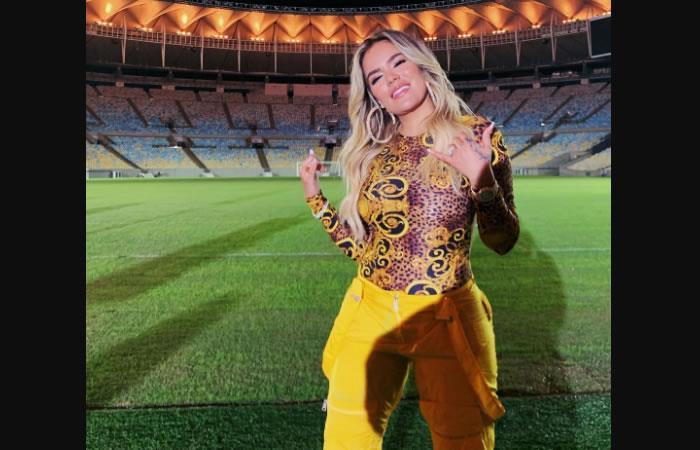 Karol G estrena la canción oficial para la 'Copa América 2019'