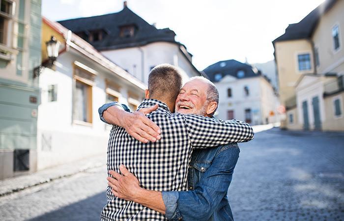 Los mejores planes para hacer con papá. Foto: Shutterstock