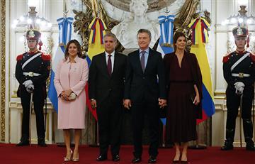 ¿Complot en Argentina hacia Maduro? Iván Duque y Mauricio Macri se refieren a situación de Venezuela