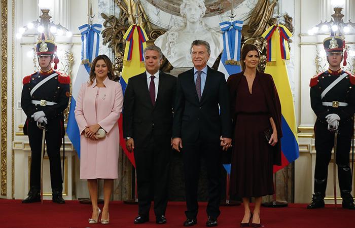 ¿Qué temas se han tratado en la reunión en Argentina entre Iván Duque y Mauricio Macri?