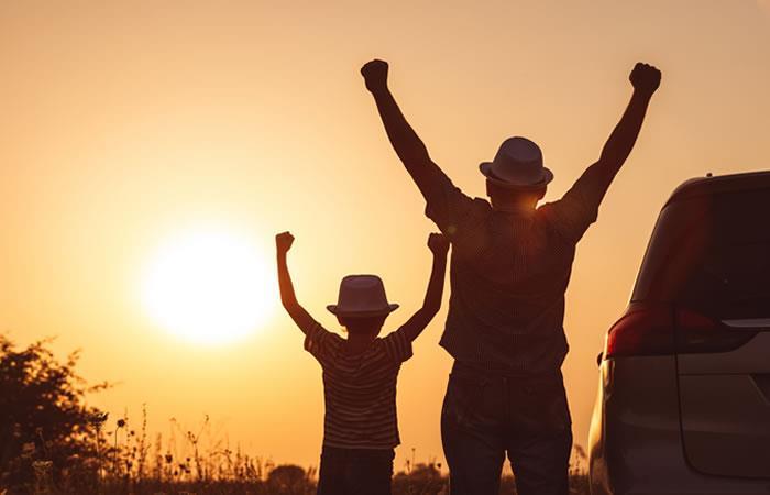 Las aplicaciones ideales para hacerle la vida más fácil a papá. Foto: Shutterstock