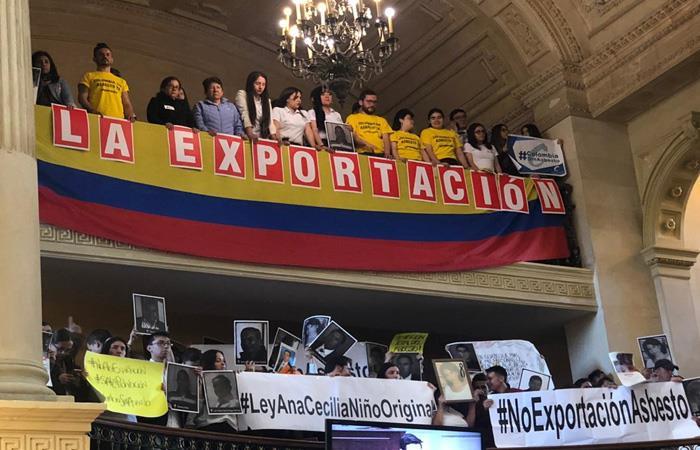 Congreso prohibe el uso del asbesto en Colombia