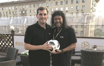 [VIDEO] ¡Increíble! Esta es la promesa de Higuita si Colombia no gana la Copa América
