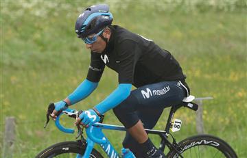 [VIDEO] Nairo Quintana sigue en el top 5 del Critérium de Dauphiné finalizada la tercera etapa