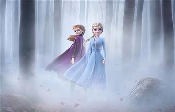 ¡Lanzan nuevo tráiler de 'Frozen 2'!