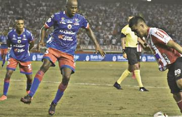 Sigue EN VIVO el partido entre Deportivo Pasto y Junior
