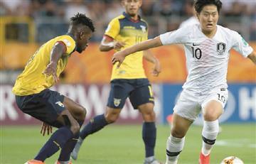 Ecuador termina su sueño mundialista en semifinales