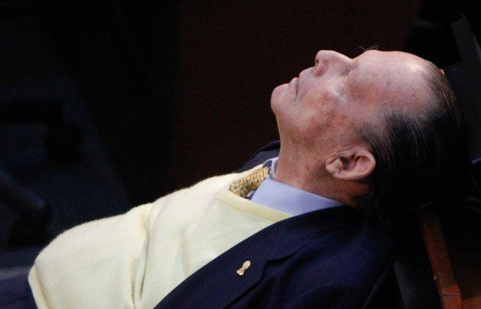 Roberto Gerlein, un ejemplo de la población 'parasitaria' que abunda en nuestro Congreso de la República. Foto: Twitter