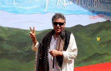 ¡Polémica! 'Santrich' tomó posesión como congresista