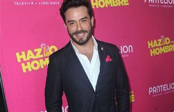 ¡Salió del closet! El actor colombiano Juan Pablo Espinosa declaró ser gay