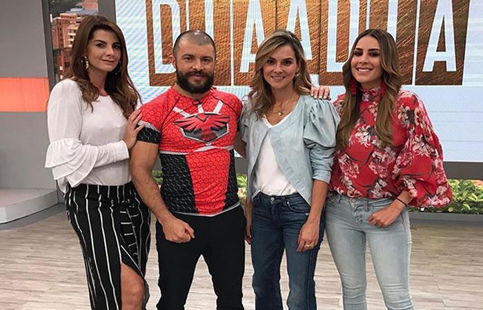 Presentadoras del programa 'Día a Día' de Caracol. Foto: Instagram