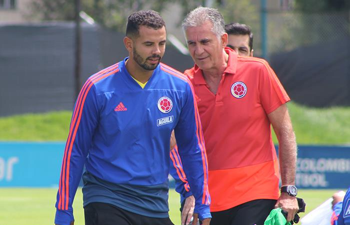 Selección Colombia con miras en la Copa América 2019