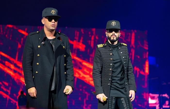 'Como antes tour': Wisin y Yandel ofrecerán todo un espectáculo en el Movistar Arena
