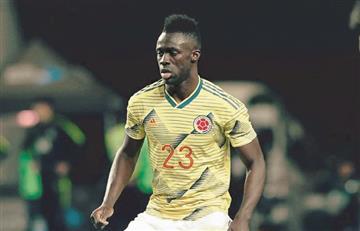 Davinson Sánchez es uno de los jóvenes más destacados de la Copa América