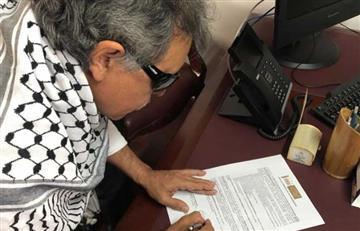 """Para las FARC las declaraciones de Duque """"rayan en injuria"""""""