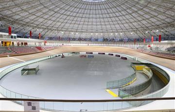 [FOTOS] ¡Hermoso! Así quedó el Velódromo para los Panamericanos de Lima