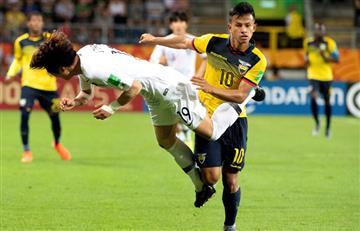 Esta figura del fútbol mundial destacó la labor de Ecuador en el Mundial Sub 20