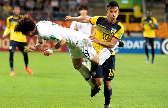 Mundial Sub 20: Carles Puyol elogia a la Selección de Ecuador