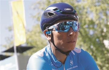 [VIDEO] Así le fue a Nairo en la quinta etapa del Critérium del Dauphiné