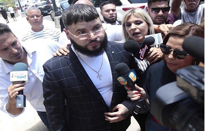 El reguetonero Farruko recibió sentencia por no declarar dinero al entrar a Puerto Rico