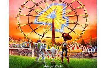 ¡Aún no se estrena y ya hay fotos de la película 'Toy Story 4' rondando en redes!