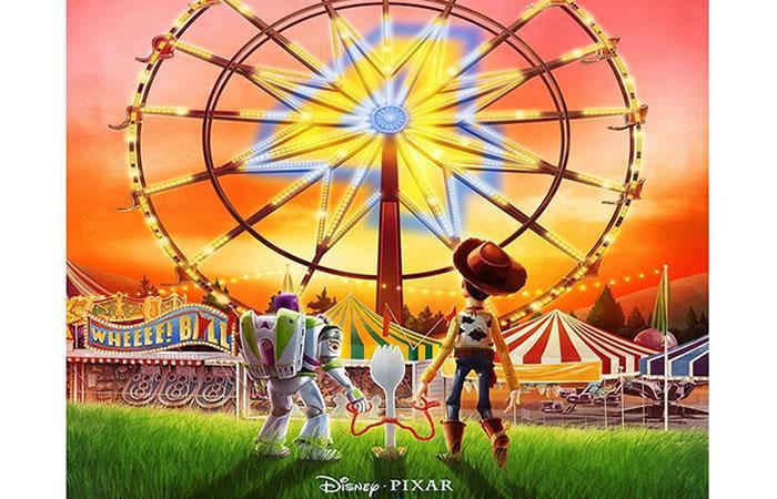 Filtran fotos del posible nuevo póster de 'Toy Story 4'
