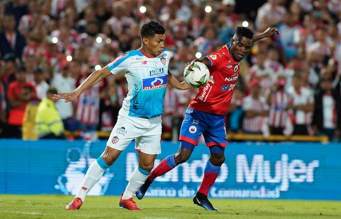Liga Águila: Junior venció a Deportivo Pasto y se consagró campeón