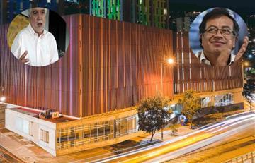¡Sorpresa! Así reconoció Peñalosa el trabajo de Petro en construcción de la Cinemateca