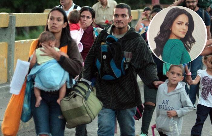 Polémica columna de Claudia Palacios contra el nacimiento de venezolanos en Colombia