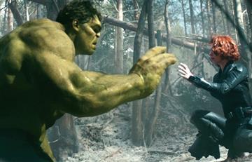 La razón por la que terminó el romance entre 'La viuda Negra' y 'Hulk' en Avengers